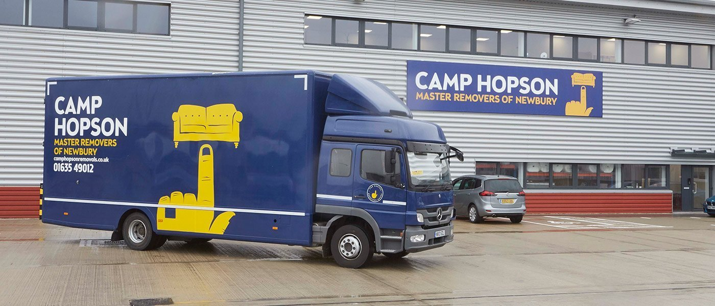 Camp Hopson – One of Berkshire's Oldest Removals Company