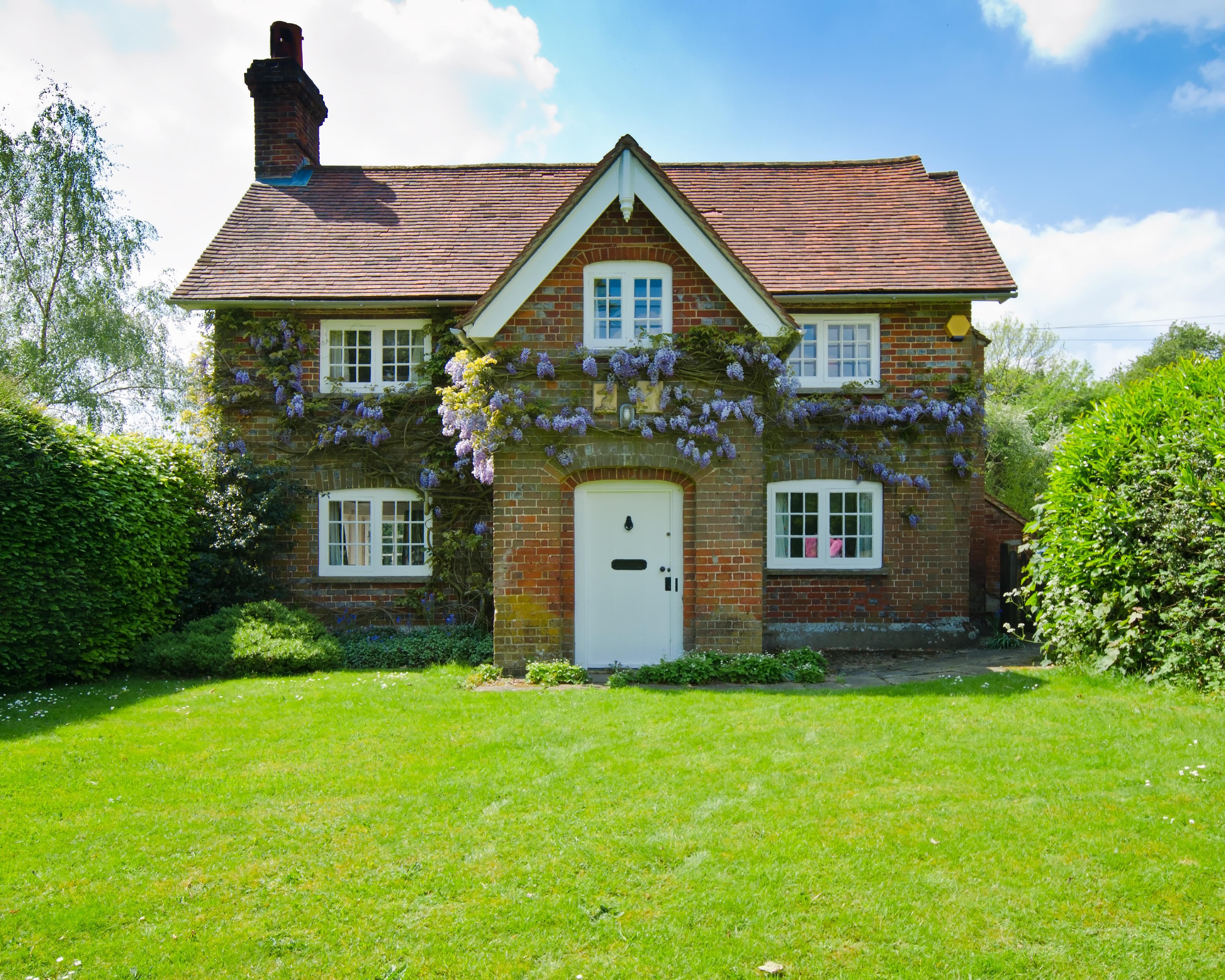Victorian houses in Berkshire