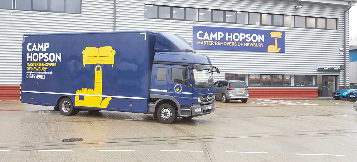 A Range of Removals and Storage Services for Berkshire