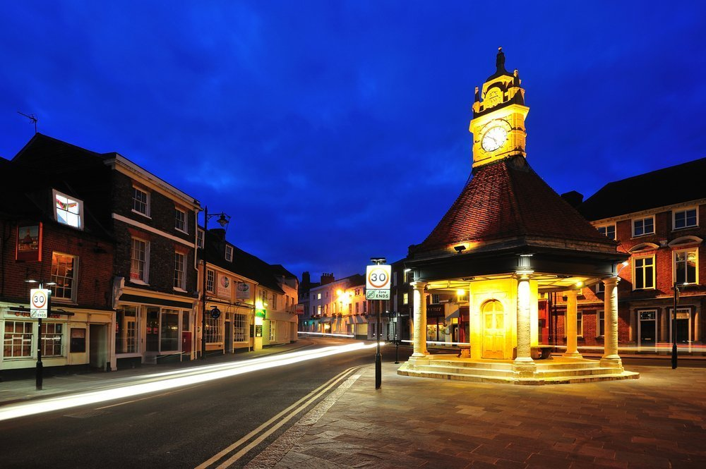 Relocating to Berkshire for Work – Choose Newbury for Your New Home