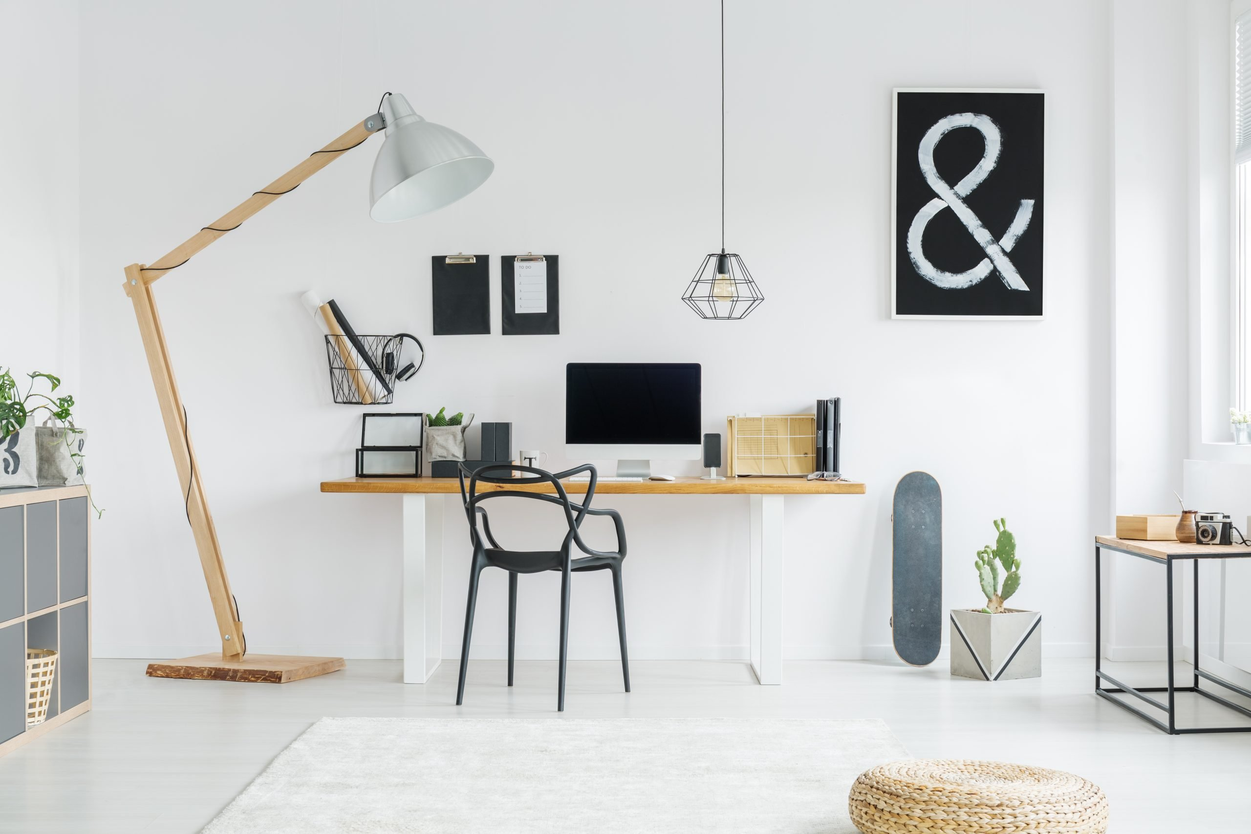 Tips for Working from Home – Create a Home Office